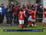 Coupe de France : Luzenac 1-2 Bastia