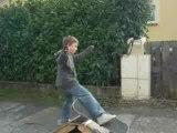 skate gamelle
