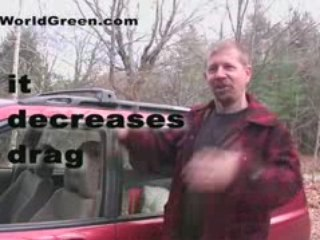 How to Save Gas, Remove the Roof Rack