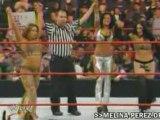 Melina/Mickie/Candice vs. Beth/Jillian/Katie (11.24.08 Raw)