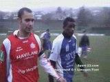 Foot > Coupe CO-(Bourganeuf-Limoges Foot) - La fin de match