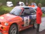 Rallye 85 2008 Départ ES 3