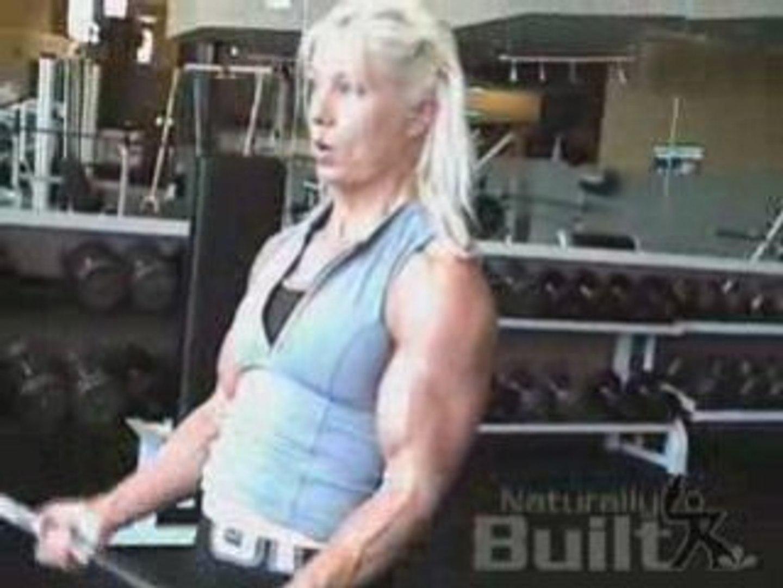 Johanna Dejager Biceps