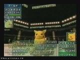 Publicité N64 - Pokemon Stadium (Japon)