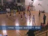 LFB 2008-2009 : J10 Nantes Rezé Basket  / Villeneuve D'Ascq