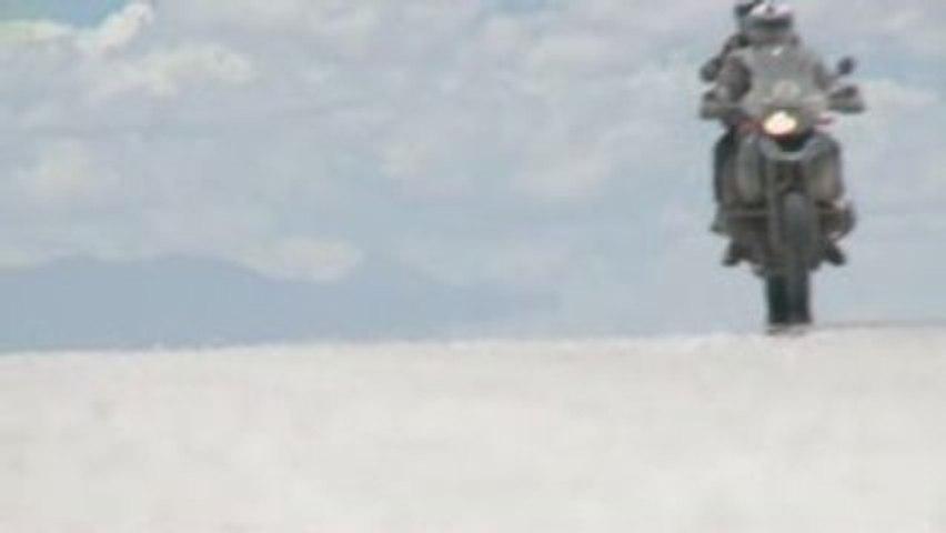Gringo 2008 sur le Salar d'Uyuni