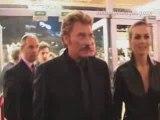 Rencontre Mylène Farmer et Johnny NRJ MUSIC AWARDS