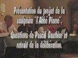 081124 Sculpture Abbé Pierre