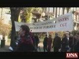 Manifestation des chercheurs à Strasbourg