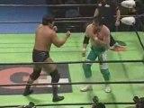 NOAH - Kenta Kobashi vs Mitsuharu Misawa