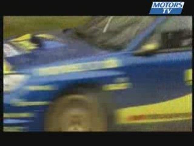 Subaru Impreza 2006 vs Subaru Impreza 2008 Rallye...
