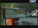 Camera embarquee Subaru Impreza RPM Rallye Irlande