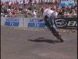 Finale demo de stunt en 50cc au stunt bike show 2007