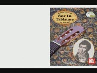 Tab Book – Classical Guitar