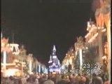 Disneyland reveillon 2005 soirée Disco