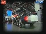 Concept car Renault Ondelios : nouveaute Mondial Auto 2008