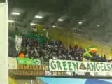 ASSE supporters stéphannois