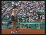 Roland Garros 2006 - Vaidisova vs Rezai 5/6