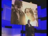 ALAIN DELON REND HOMMAGE A ROMY SCHNEIDER CESARS 2008