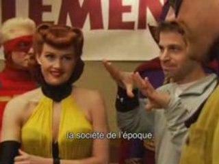 Watchmen - Webisode 8 : Girls Kick Ass