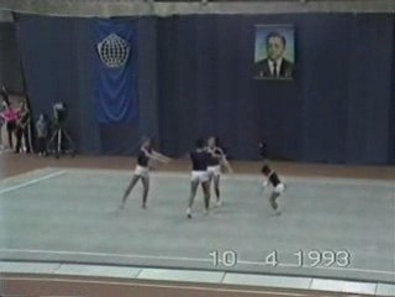 Championnat du Monde junior IFSA 1993 - Acrosport - Part11
