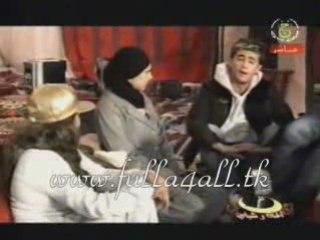 fella el djazairia avec les concurrents d'alhan wa chabab