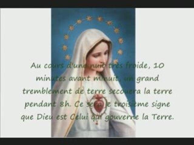 Secret de Fatima