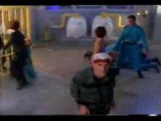 Leslie Nielsen - Fight Scene from Spy Hard