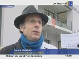 Troyes : ANPE en  grève contre la fusion avec l'Assedic
