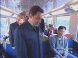 Monsieur N Sarkozy  emeute clichy sous bois banlieues