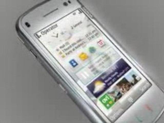 Officiel : Nouveau Nokia N97 tactile pour 2009 ?!