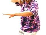 Hip-Hop freestyle dansé par Stéphane à Caribailes
