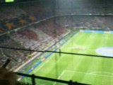 Italie-France 2007, ambiance