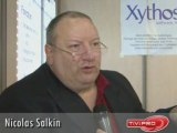 Salon Documation 2008 : Nicolas Salkin de Arsys