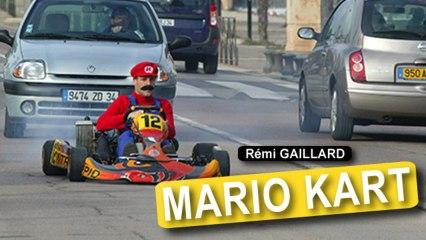Remi Gaillard jako Mario