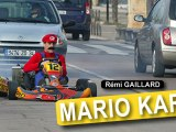 WELCOME TO MARIO KART