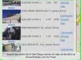 Buying Foreclosure Real Estate in LEMON GROVE, CA 91945