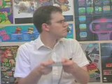 YouTube Poop: Angry Video Game Nerd really hates Bugs Bunny