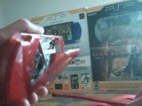 PSP Camouflage + PSP God Of  War + PSP Slim Blue Metallic