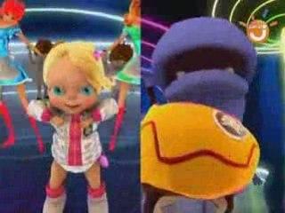 Bébé Lilly - Dans l'Espace