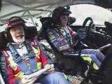 Mikko Hirvonen Wales Rally GB Shakedown