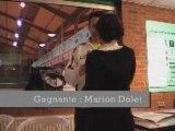 Gagnante : Marion Dolet