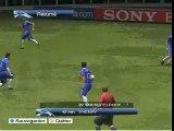 Simu-Pes Champion's League Poule 1 J2 Chelsea - Inter