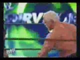 Debuts-Scott Steiner WWE Debut 2002 Survivor Series