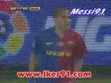FC BARCELONE -  FC VALENCE 3-0 BUT DE ALVES