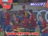 FC BARCELONE - FC VALENCE 1-0 BUT DE  HENRY