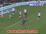 FC BARCELONE - FC VALENCE 4-0 BUT DE  HENRY