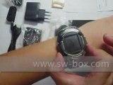 Sport V2 Keypad Dial Wrist Watch Phone