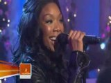Brandy - Right Here (Departed) Live @ the TODAY SHOW Dec.5th