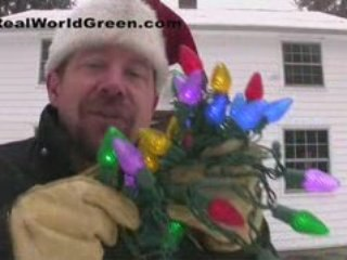 How to Green your Christmas: LED holiday lights